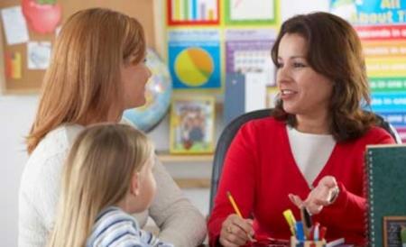 Comunicación con padres y maestros